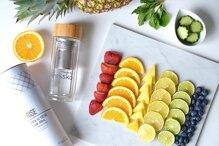 15 nước uống giảm cân tốt detox siêu tốc tan mỡ bụng có sẵn trong bếp
