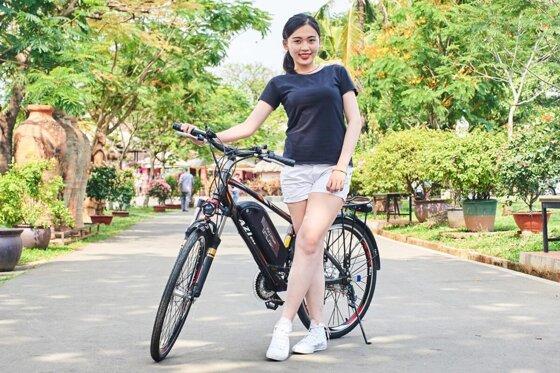 15 xe đạp điện đẹp nhất dành cho học sinh, dân văn phòng giá từ 8tr