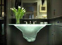 15 ý tưởng thiết kế bồn rửa tay không thể độc đáo hơn
