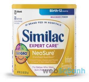 sua-cong-thuc-Similac-NeoSure-Infant-Formula-with-Iron