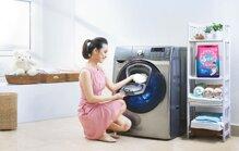 17 kinh nghiệm mua máy giặt tiết kiệm điện nước tối đa