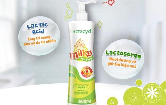 17 sữa tắm gội cho trẻ sơ sinh tốt nhất 2020 ngừa rôm sảy diệt khuẩn