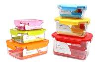 19 hộp nhựa đựng thực phẩm an toàn dung tích đa dạng giá từ 50k