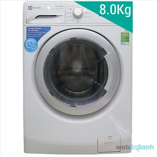máy giặt sấy 8kg Electrolux loại nào tốt