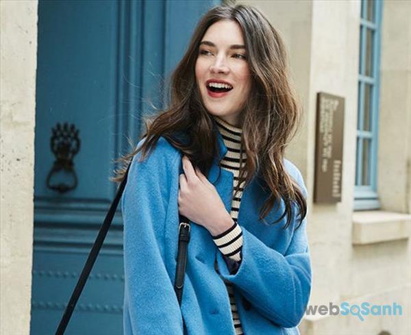 áo khoác nữ đẹp Áo khoác nữ dáng suông