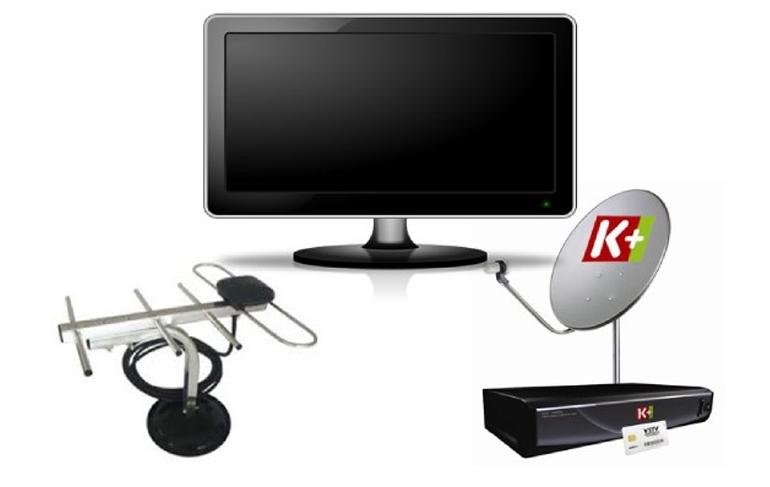 Tivi Toshiba bị mất hình do sự cố tín hiệu truyền hình, mất kênh