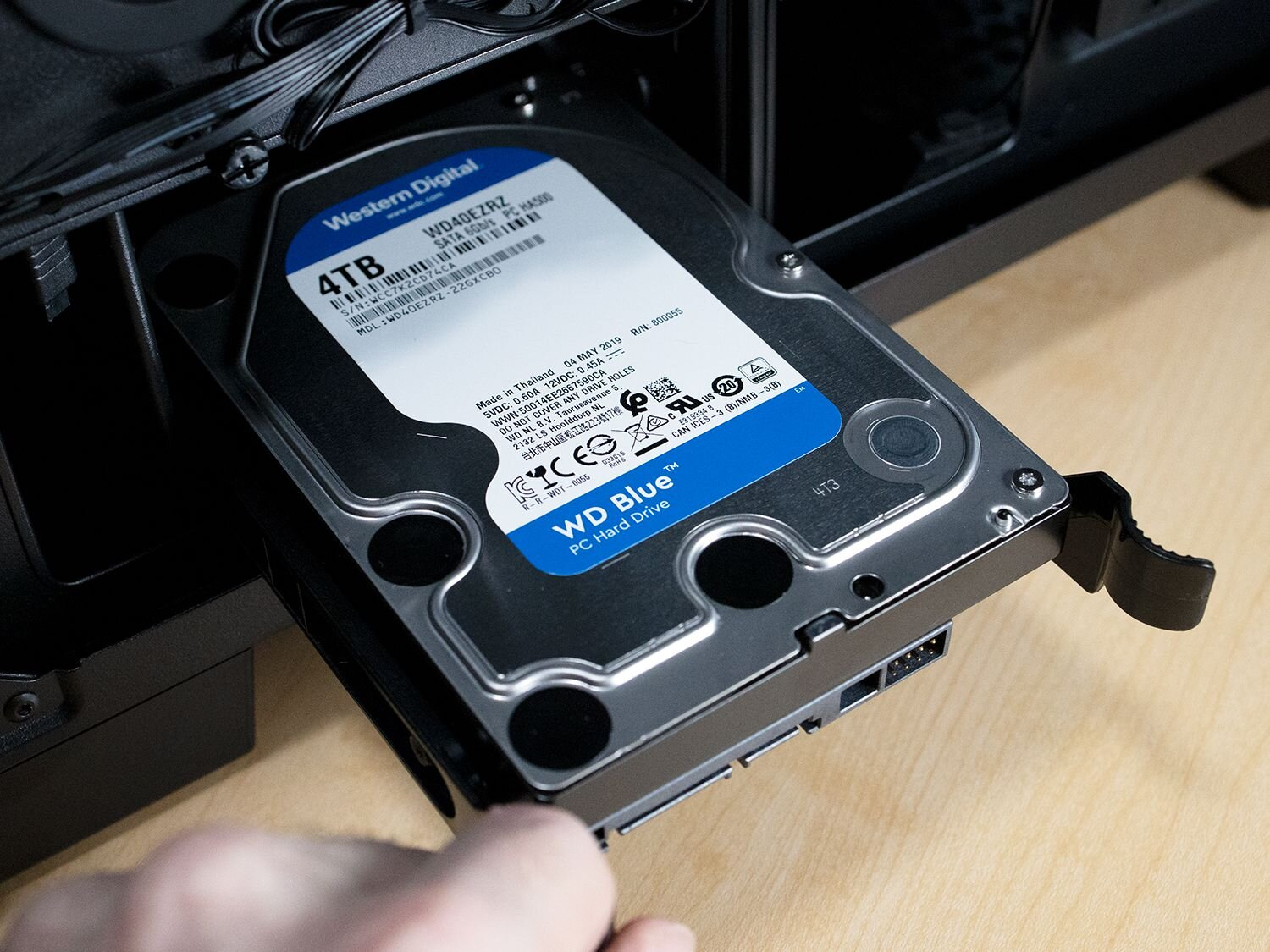 Ổ cứng HDD laptop WD Blue