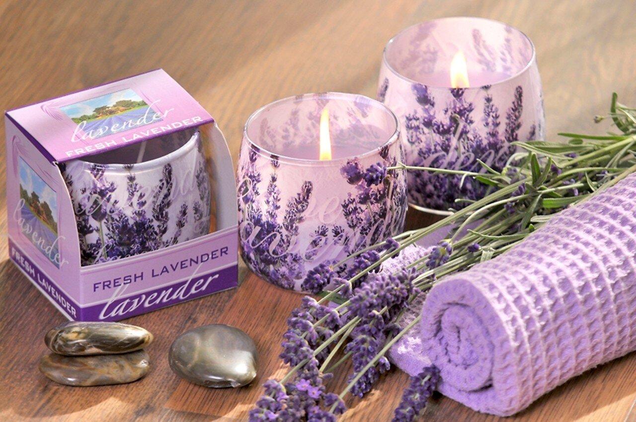 Nến thơm Bartek Lavender