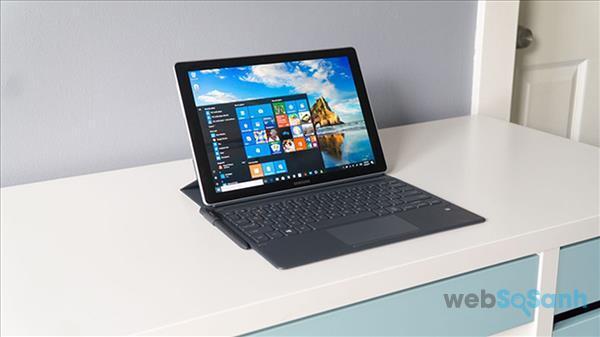 Máy tính bảng giá rẻ, máy tính bảng Samsung Galaxy Book giá rẻ