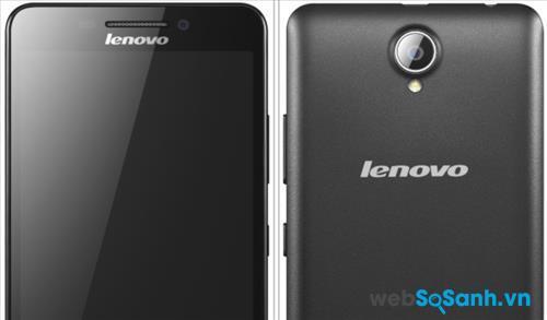 Camera chính 8 MP của Lenovo A5000 cũng hấp dấn hơn camera 5 MP của Neo 3