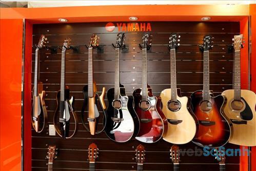 Đàn guitar chính hãng giá rẻ nhất thị trường