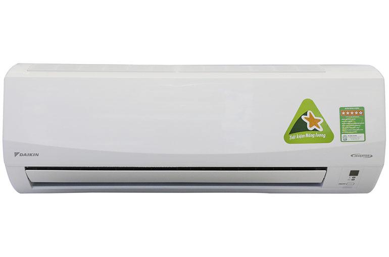 Điều hoà không khíDaikin FTKS35DVM với công nghệ inverter tiết kiệm điện lên đến 70%