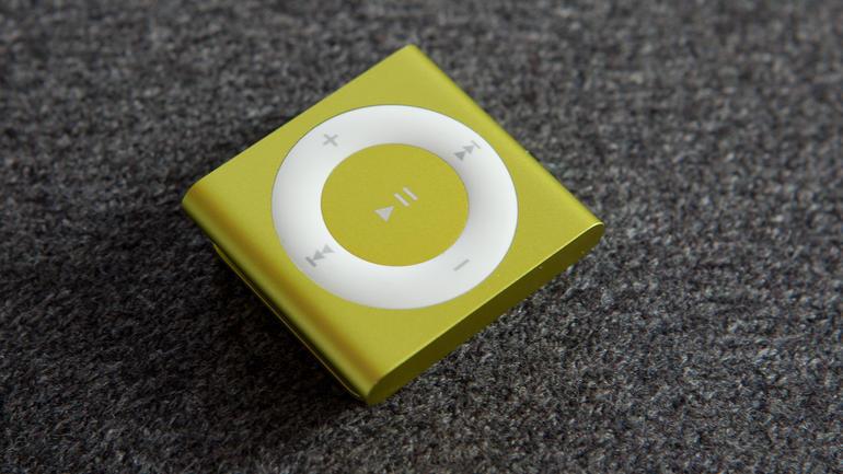 iPod Shuffle Gen 4