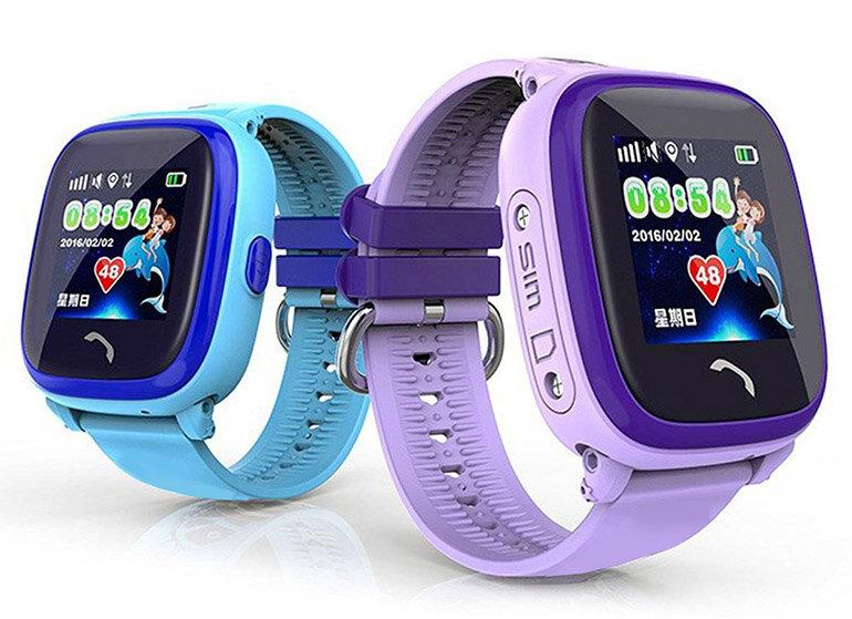 Đồng hồ trẻ em có màu sắc và kiểu dáng cá tính, phù hợp với sở thích của trẻ