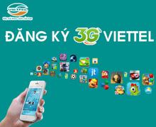 Cách đăng ký các gói cước 3G của Viettel năm 2015