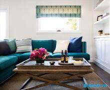 Cách lựa chọn màu sắc cho sofa phòng khách đẹp nhất