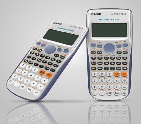 Sản phẩm được cho là sự kết hợp chức năng của 2 model Fx- 570Es Plus và 500VN Plus
