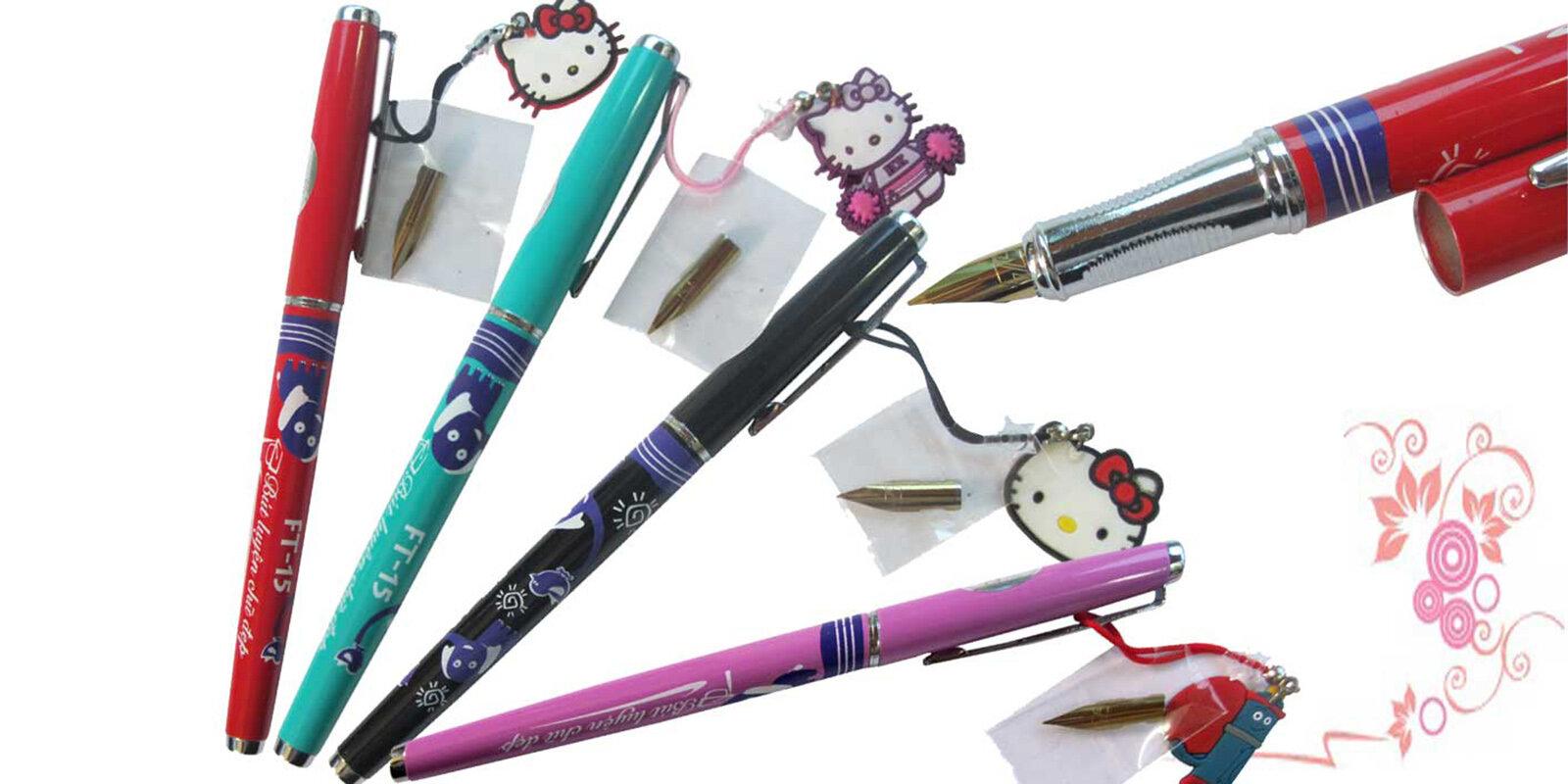 Bút máy dành cho học sinh tiểu học