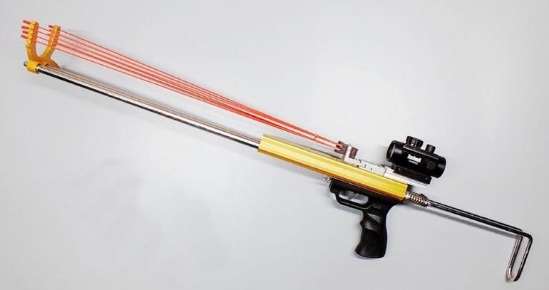 súng cao su