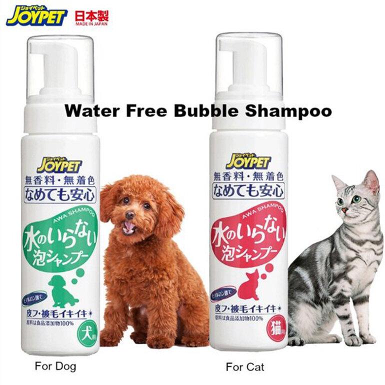 Sữa tắm khô cho mèo Joypet
