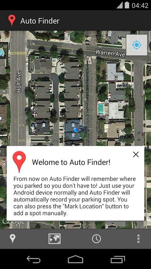 Auto Finder - screenshot
