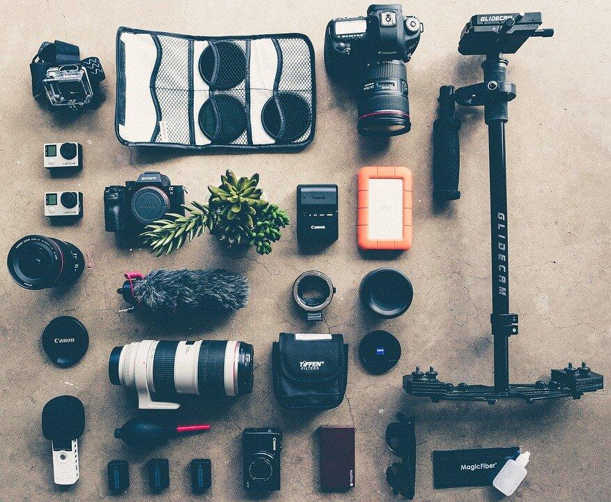 Vô vàn những phụ kiện cho chiếc máy ảnh của bạn