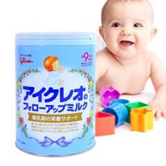5 lí do mẹ nên chọn sữa bột Glico cho bé