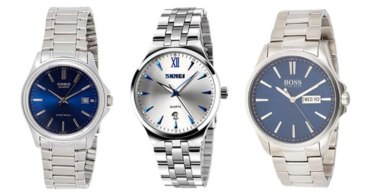 Đồng hồ đeo tay nam Omega