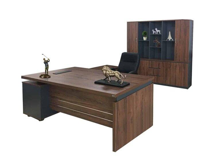 Tủ tài liệu thấp Hòa Phát Luxury LUXT2020V3