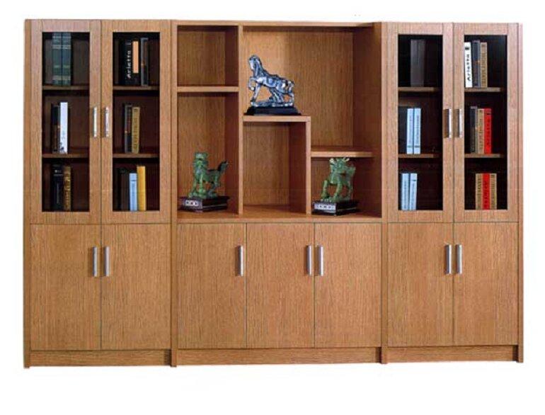 Tủ tài liệu văn phòng bằng gỗ được sử dụng phổ biến nhất