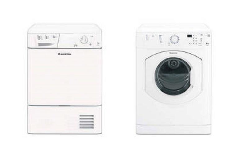máy sấy quần áo ariston