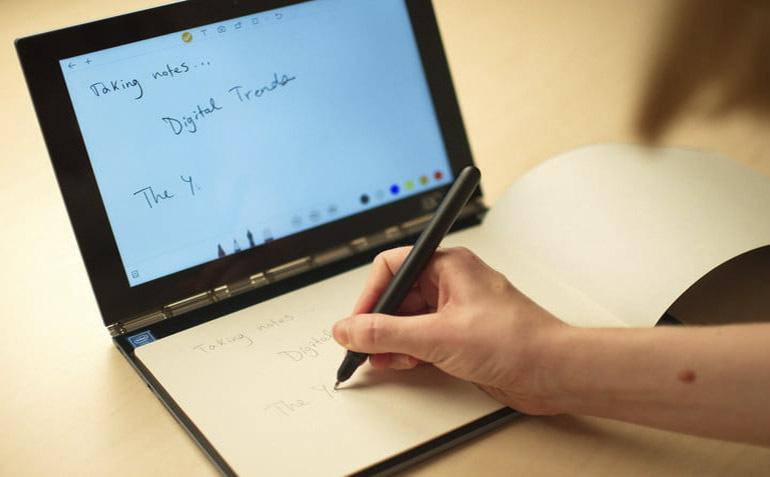 Đánh giá Lenovo Yoga Book: Laptop dành cho doanh nhân hiện đại