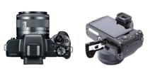 Đánh giá nhanh máy ảnh Canon EOS M50