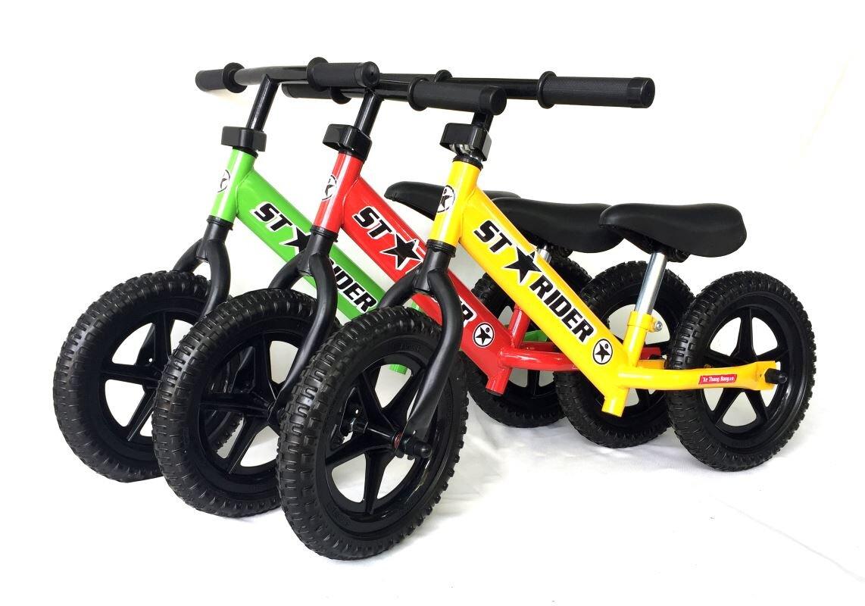 Xe Thăng Bằng Starider Bike V2 sỡ hữu kích cỡ tương thích với chiều cao của trẻ