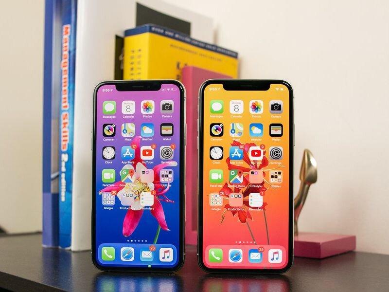iPhone Xr sở hữu màn hình LCD tràn viền kích thước 6.i inch