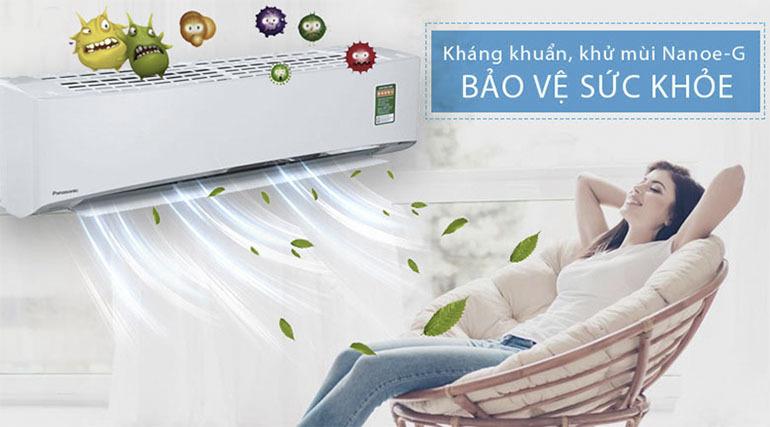 So sánh công nghệ khử mùi và tiêu diệt vi khuẩn trên điều hoà Daikin và Panasonic
