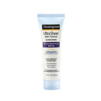 Kem chống nắng Neutrogena Ultra Sheer Dry Touch Sunscreen Broad Spectrum SPF 55 29ml