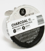 Mặt nạ cao su Lindsay Charcoal Modeling Mask