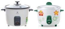 So sánh nồi cơm điện Electrolux ERC1001 và nồi cơm điện Sharp KSH228V