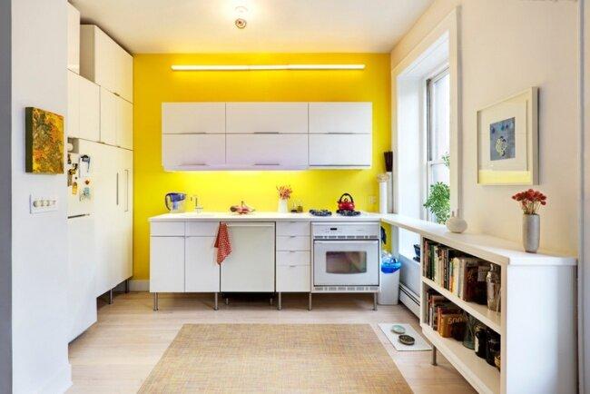 20 bảng màu giúp bạn trang trí phòng bếp đẹp như mơ