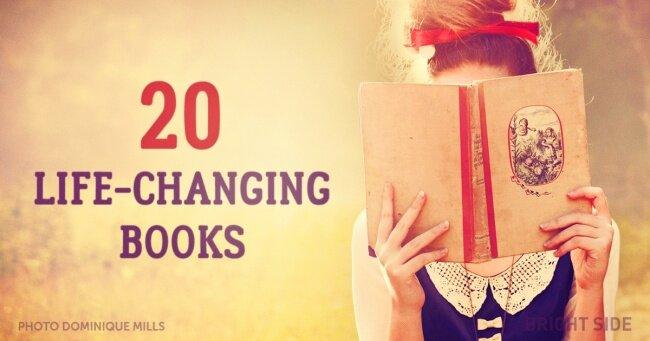 20 cuốn sách sẽ khiến bạn thay đổi cách nhìn về cuộc đời (phần 2)