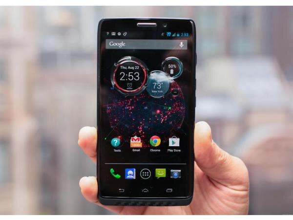 20 mẫu điện thoại có bức xạ cao nhất