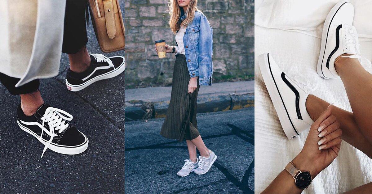20 mẫu sneakers siêu cool dưới 2 triệu là món quà 20/10 tuyệt vời đối với mọi cô gái (P1)