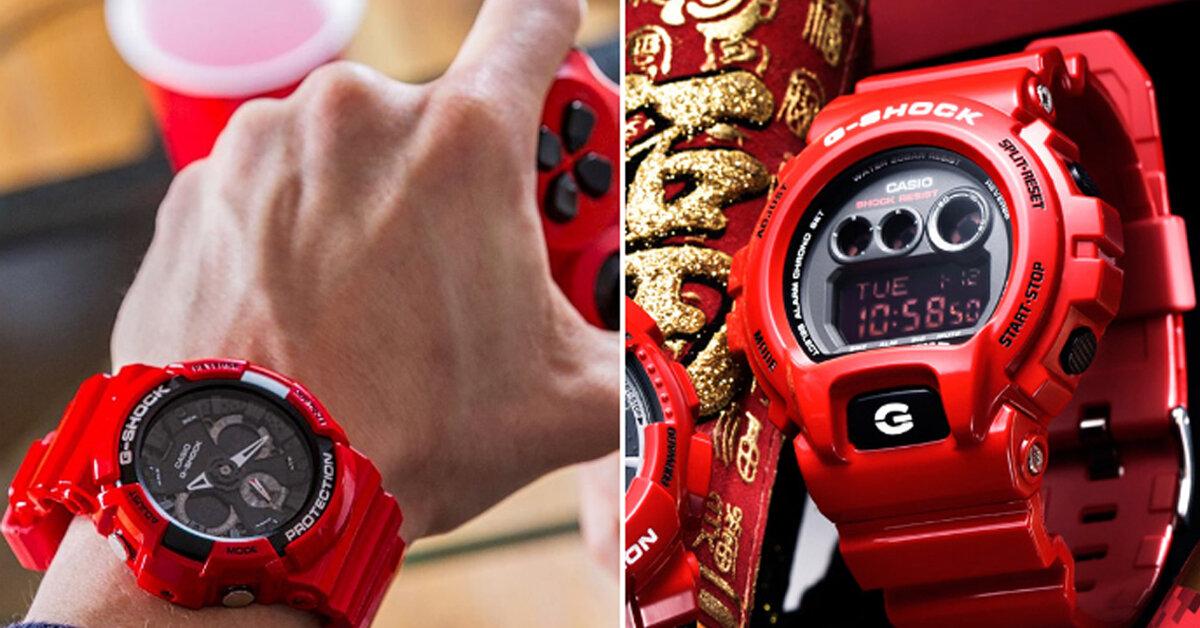 2018 đồng hồ G Shock giá bao nhiêu ? Mua ở đâu được rẻ nhất ?
