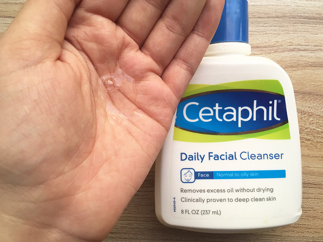 sữa rửa mặt Cetaphil Daily Facial Cleanser