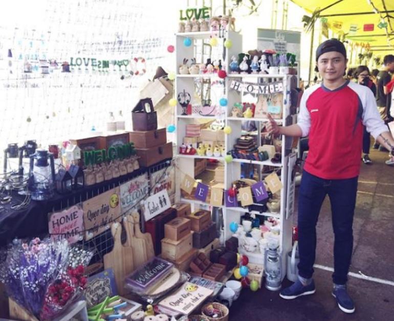 Tâm Shoppe - Địa chỉ chuyên bán đồ trang trí Decor CHẤT & ĐẸP phát hờn tại Sài Gòn