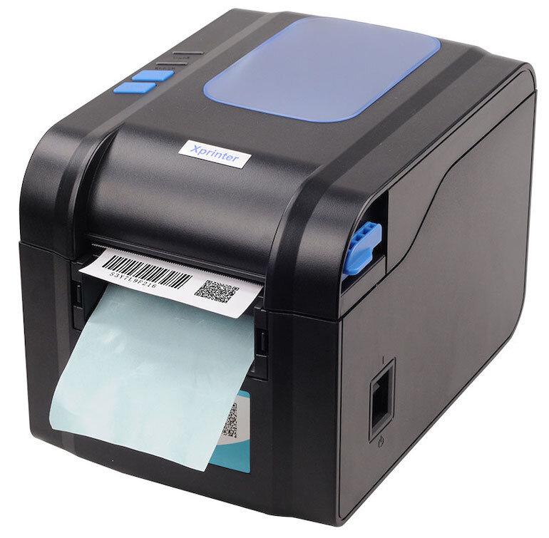 Những thông tin chung về máy in mã vạch Xprinter