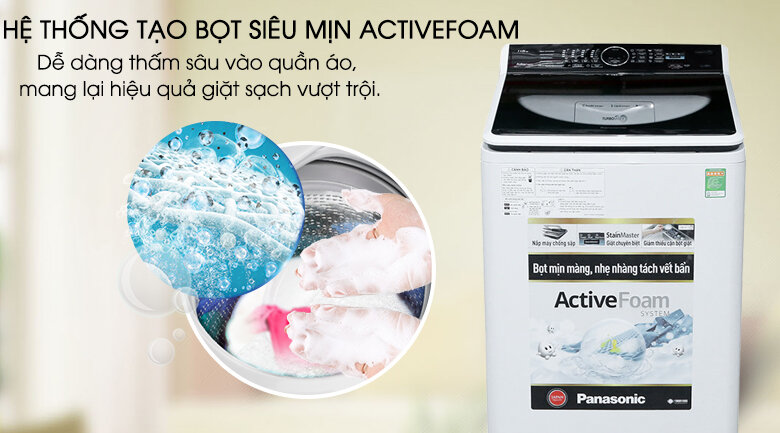 Máy giặt 11.5Kg Panasonic F115A5WRV