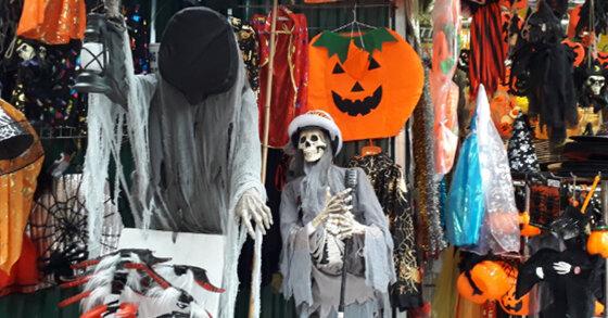 21 địa chỉ mua đồ trang trí Halloween tại Hà Nội và TPHCM giá ưu đãi
