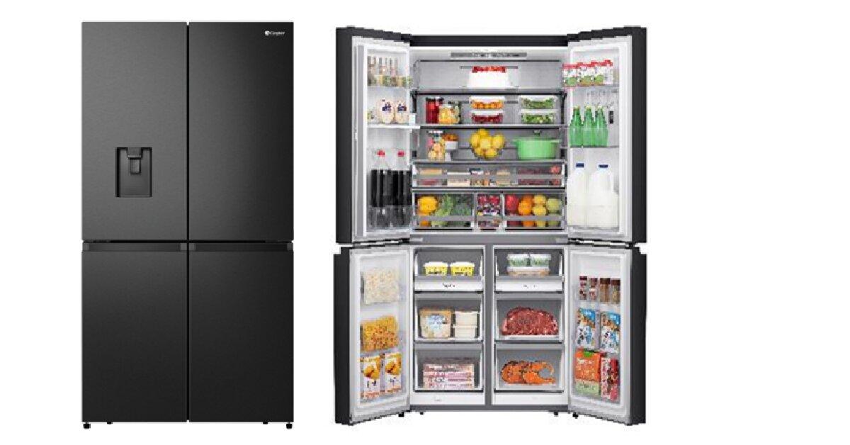 5 ưu điểm ấn tượng có trên tủ lạnh Casper inverter 4 cửa RM-680VBW